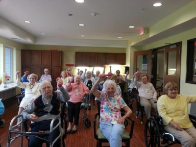 Assisted Living New Hope Bay Workout